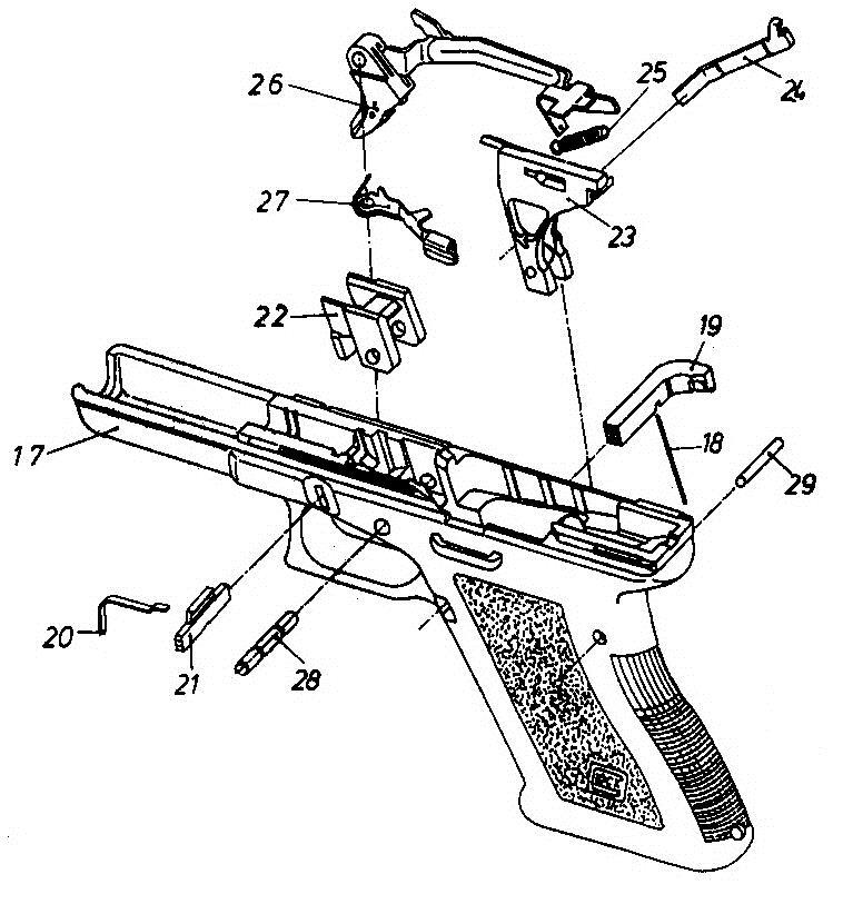training for the glock pistol gunner s mate edm s military gear Ruger LC9 nomenclature glock training 1