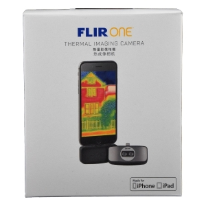 FLIR ONE Superhero Power Pocket Sized Thermal Imager for iOS Devices 01