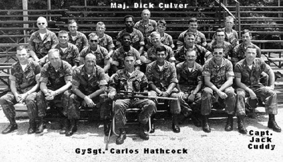 a biography of carlos hathcock a marine sniper Carlos norman hathcock ii (may 20, 1942 – february 22, 1999) was a united states marine corps (usmc) sniper with a service record of 93 confirmed kills hathcock's record and the extraordinary details of the missions he undertook made him a legend in the us marine corps.