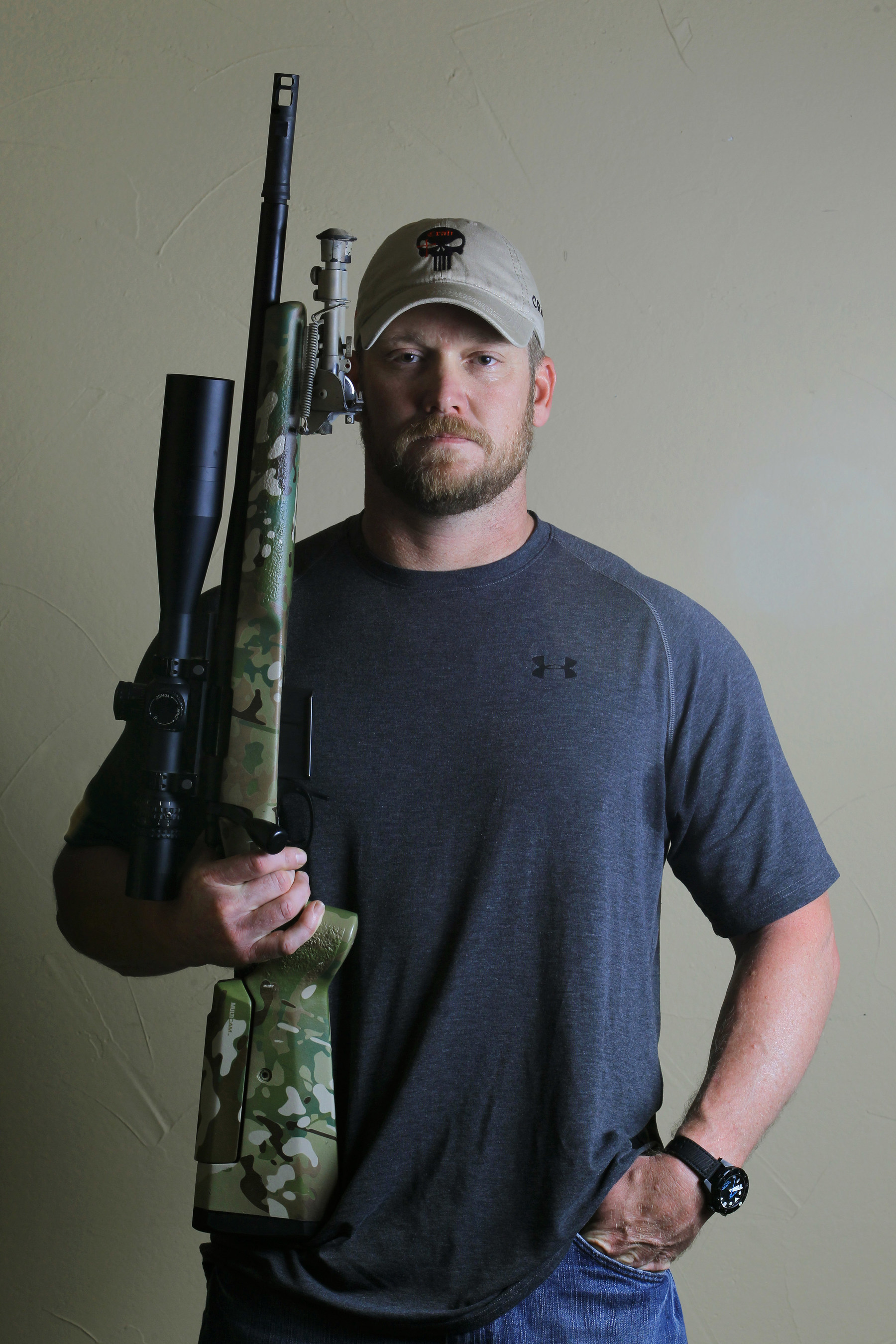 Former SEAL Chris Kyle Allegedly Killed by Former Marine He Was Trying to Help