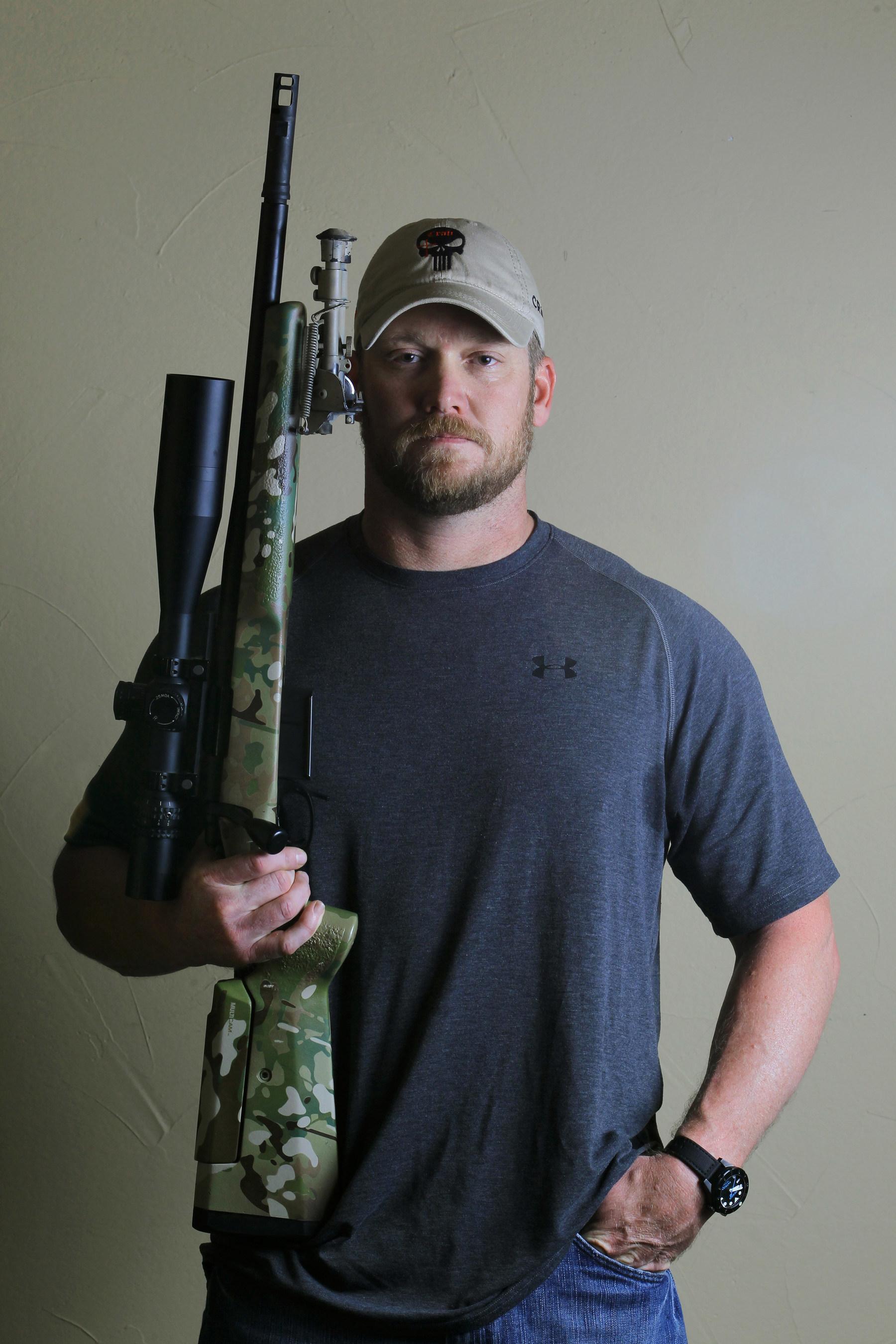 Sniper of the week – Chris Kyle | Gunner's Mate & EDM's ...